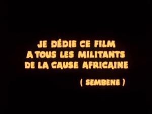 Ousmane Sembene - Emitai
