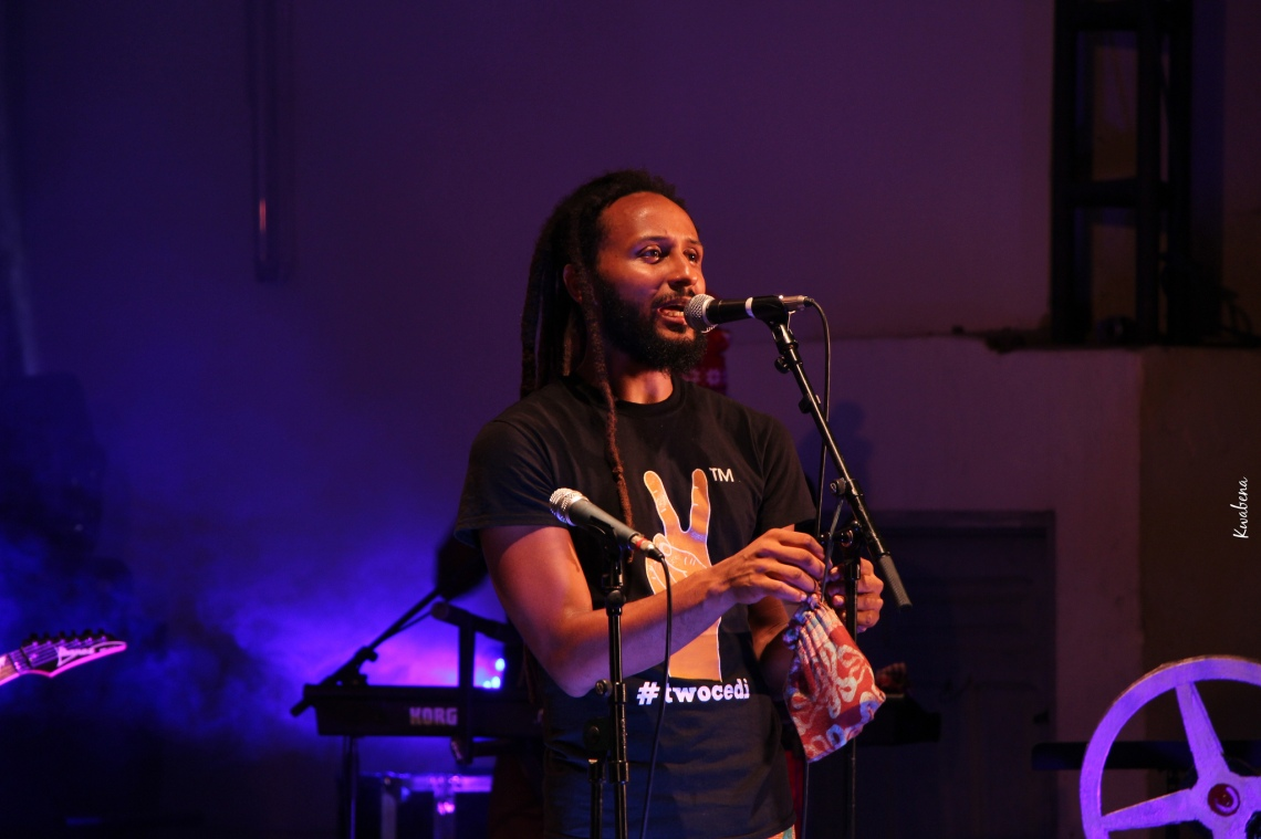 Wanlov at Indie Fuse 2013 || © Kwabena Akuamoah-Boateng/Flickr