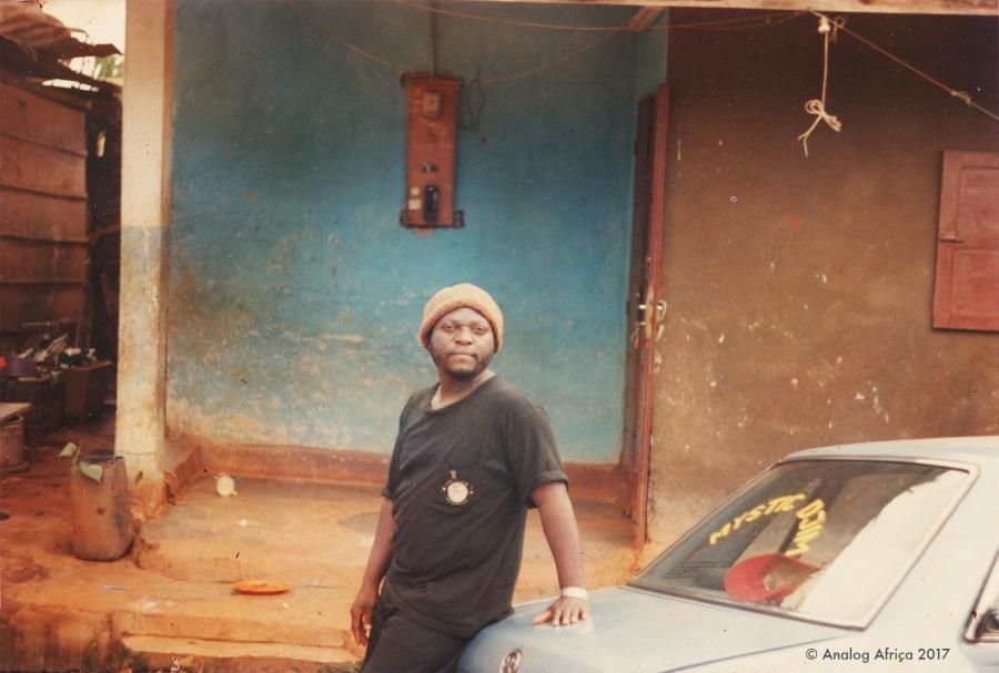 Clement Djimogne aka Mystic Djim 1990 in Yaoundé