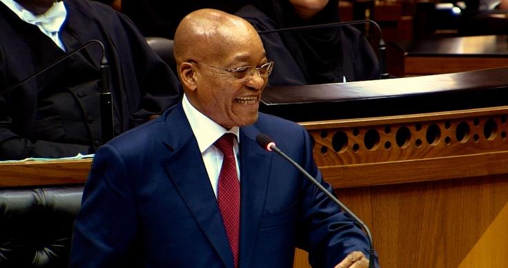 Zuma-Chuckles